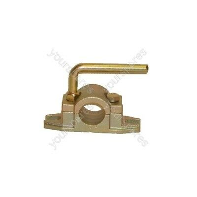 Maypole Jockey Wheel - Cast Clamp - 48mm