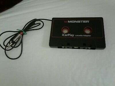 Monster iCarPlay Cassette Adapter for anything w/ a standard headphone jack