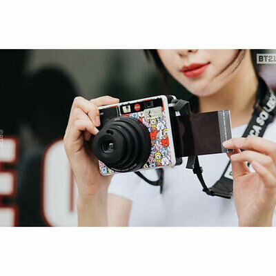 BTS BT21 Official Authentic Goods LEICA SOFORT Instant Camera Limited Edition