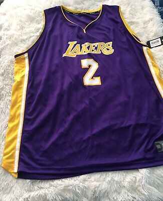 low priced 0235e 6e34f LONZO BALL LOS Angeles Lakers NBA Basketball Youth Size XL ...