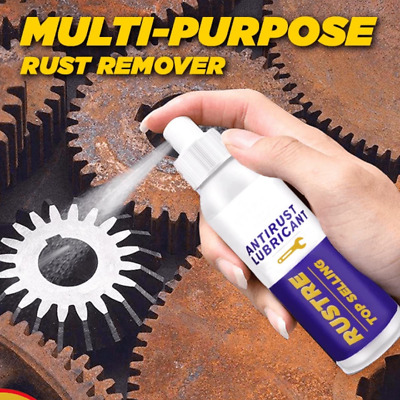 Rustre Multi-purpose Rust Remover Derusting Spray Car Maintenance Cleaning