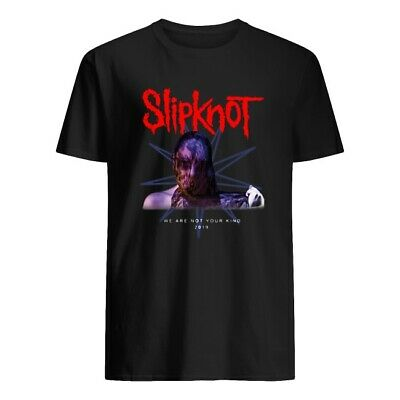 Slipknot We Are Not Your Kind 2019 Shirt