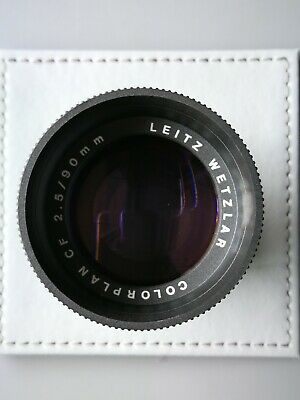 Leitz Wetzlar Colorplan CF 90mm f2.5  EX +++  Dallmeyer super 6 + Octac as well