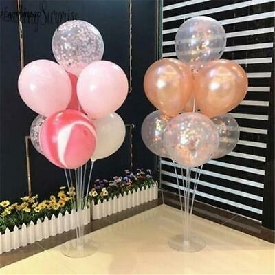 Wedding Balloon Accessory Base Table Support Holder Cup Stick Stand Party Decor