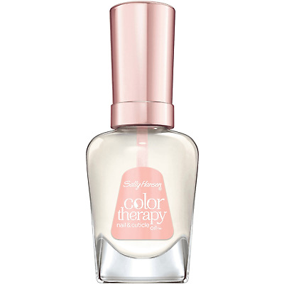 Sally Hansen Color Therapy Nail & Cuticle Oil, 14.7 mL