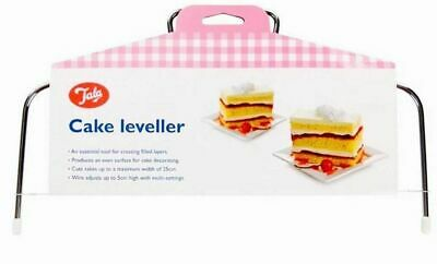 Cake  Leveller Splitting Cutting Layers With Adjustable Wire