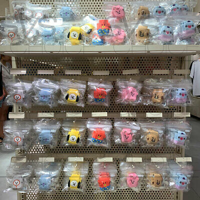 BTS BT21 Official Authentic Goods Airpods Case Cover + Tracking Number