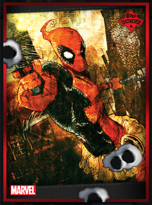 Topps Marvel Collect Card Trader Showcase Deadpool #10 [Digital]