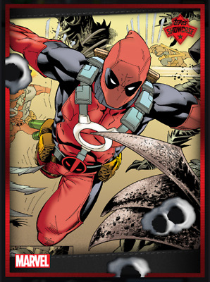 Topps Marvel Collect Card Trader Showcase Deadpool #9 [Digital]