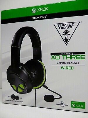 Turtle Beach Xo Three Gaming Headset Xbox One,Ps4,Pc,Mac,Mobile / Tablet