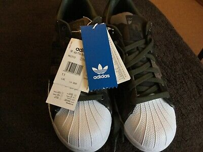 ADIDAS ORIGINALS SUPERSTAR Camo Men's Trainers BZ0188 UK 8
