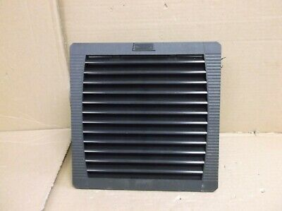 11643154054 NEW Enclosure Side Mount Filter Fan PF 43000 BLACK