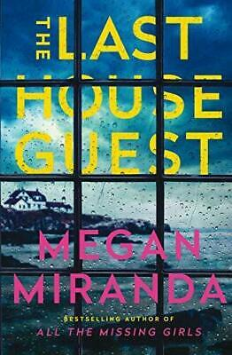 The Last House Guest By Megan Miranda [Paperback]