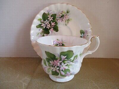 Vintage Royal Albert Mayflower Teacup & Saucer