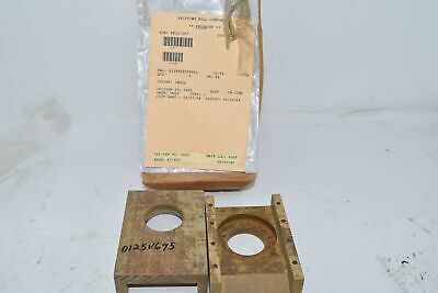 Lot of 2 NEW GE 0125V695P0001 Turbine Insulation Packing Seal