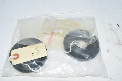 Lot of 2 NEW GE 0298V586P0001 Turbine Seal Gaskets
