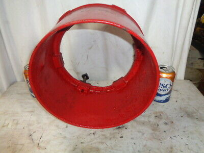 """2 1/2-12 hp Hercules Economy 12"""" pulley with original bolts hit miss gas engine"""
