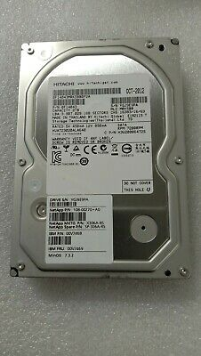 "5 X Netapp 2Tb 7.2K Sata 3.5"" Hdd 108-00270+A0 X306A-R5 No Caddy"