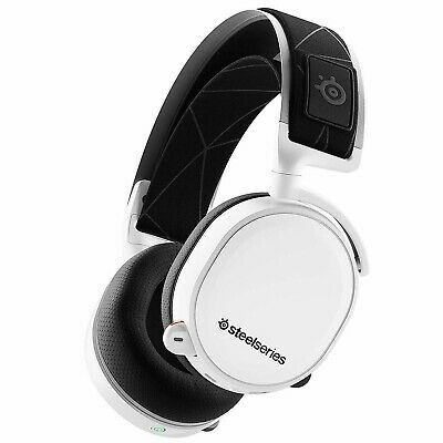 Steelseries Arctis 7 Lossless Wireless Gaming Headset White Pc/Ps4 New