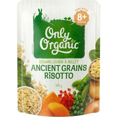 Only Organic Ancient Grains Risotto 170g