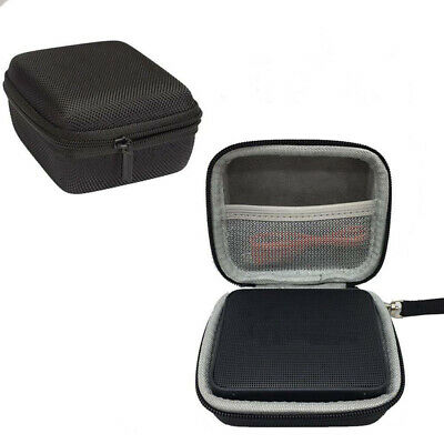 EVA Portable Travel Bluetooth Speaker Case Cover Shell Black For JBL GO/GO 2