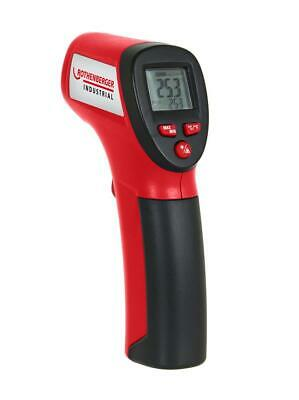Rothenberger Digital Infrarot Thermometer IR digitales Messgerät Laserpointer