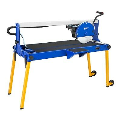 Electric Tile Cutter Wet Professional Tool Cutting Machine Diamond Blade 1.5Kw