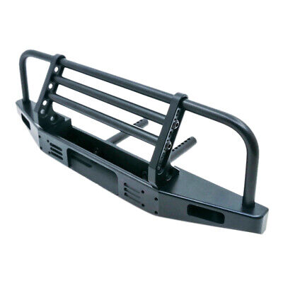 Universal Metal Front Anti-Collision Bumper for 1/10 Rc Crawler Car Traxxas T8V5