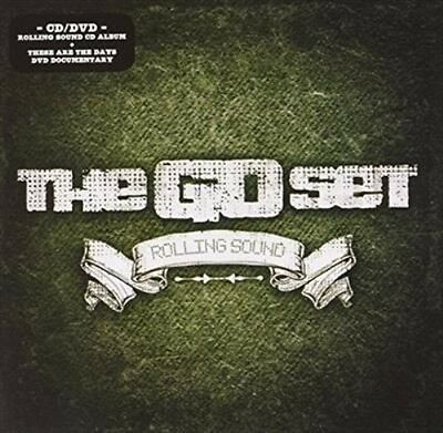 The Go Set-Rolling Sound-Deluxe Edition Cd + Dvd-New-Australia-2015