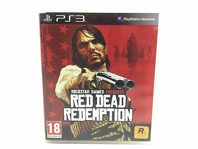 Juego Ps3 Red Dead Redemption Ps3 4983061