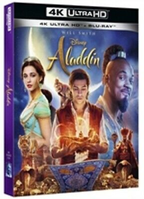 Aladdin (2019) (4K Ultra HD + Blu-Ray Disc)