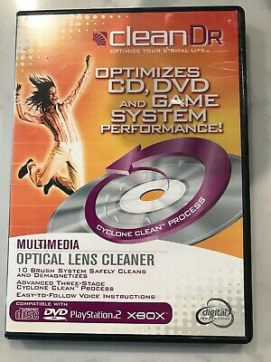 Digital Innovations: Optical Lens Cleaner 10 Brush System Free Shipping