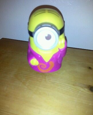 Minions Despicable Me  Minion McDonalds collectable figure toy Happy Meal Toy