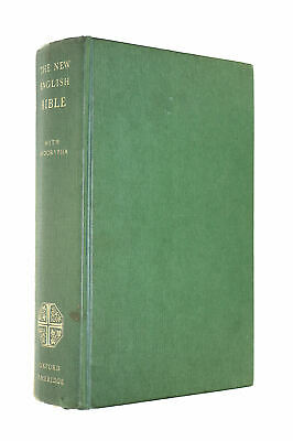 Bible: The New English Bible With The Apocrypha by Joint Committee On The New Tr