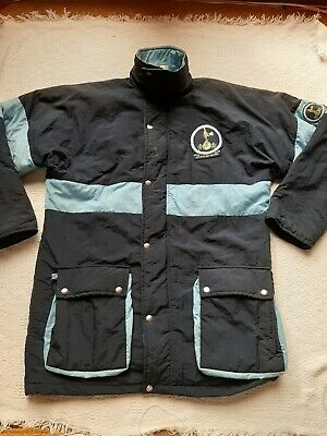 Tottenham Hotspurs Vintage Jacket Zip Up Spurs Retro S/M