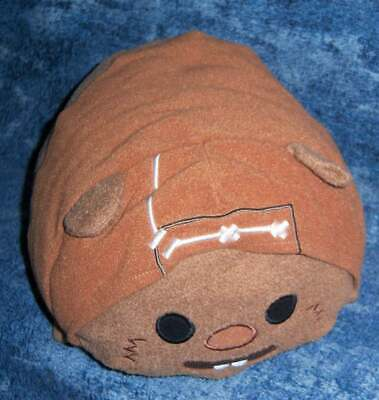 "Retired Oop Disney Store Tsum Tsum Star Wars Wicket W. Warrick Ewok 11"" Plush"