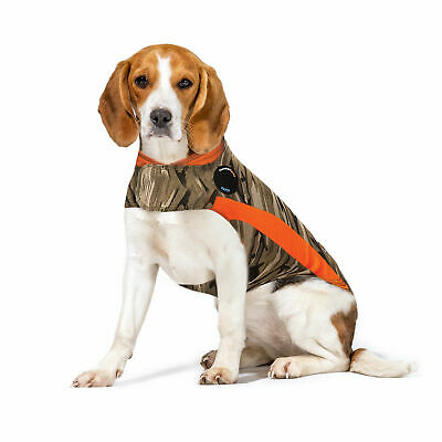 ThunderShirt Insanely Calm Dog Anxiety Jacket Camo Polo XL 65-110lbs CAMXL-T01