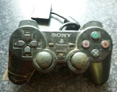 OFFICIAL Sony PlayStation DualShock 2 Controller PS2 FAULTY
