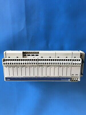 USED   Telemecanique 24VDC  Output Module 16 Channel ABE7-R16S210