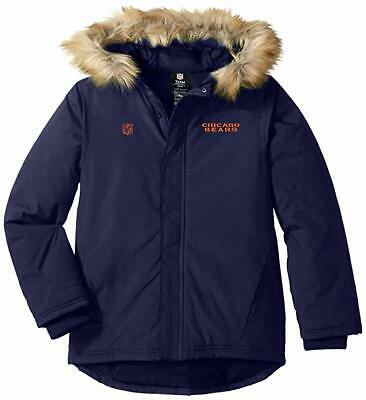 Outerstuff NFL Boys Youth Recon Heavyweight Parka Jacket