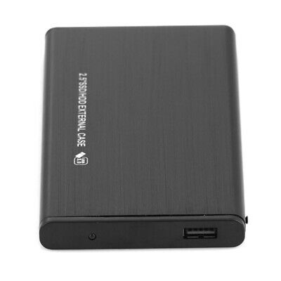 """2.5"""" External Hard Drive USB 3.0 500GB Portable Mobile Hard Disk Parts Accessory"""