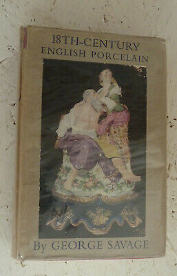 18th-Century English Porcelain H/B George Savage Illustrated Guide Art History