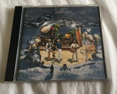 The Beach Boys - Keepin' the Summer Alive  CD
