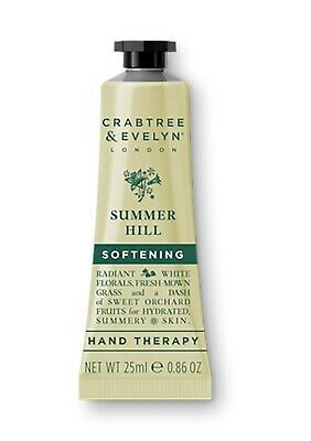 Crabtree & Evelyn Summer Hill Softening Hand Therapy 25ml