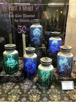 Disney Haunted Mansion 50th Anniversary Host a Ghost Spirit Jar Amicus Arcane