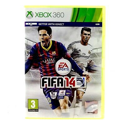 Xbox 360 FIFA 14 Ultimate Edition Football Soccer Video Computer Game Pal