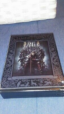 Game of Thrones : The Complete First Season 4K Ultra HD + Digital HD New