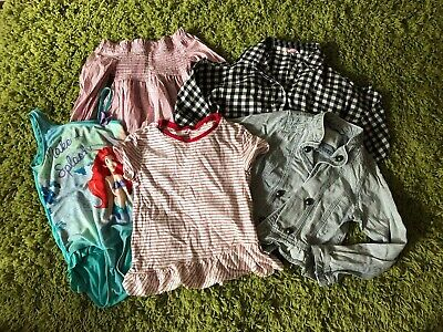 Girls Mixed Clothes Bundle age 7-8 years. Height 122cm-128cm. 5 Items SALE