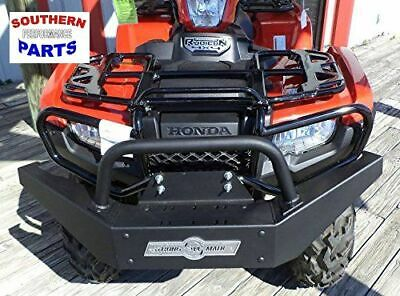Strong Made Winch Series Front Bumper Honda Rubicon  2015-2019