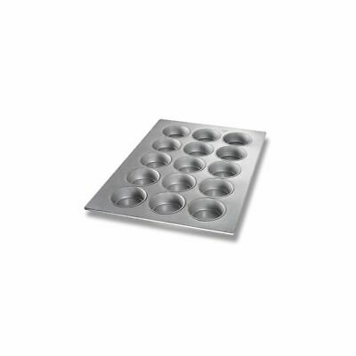 Chicago Metallic 43035 Aluminized Steel 15 Cup Oversized Muffin Pan